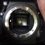 Матрица в фотоаппарате.