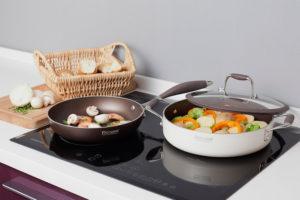 Сотейник и сковорода