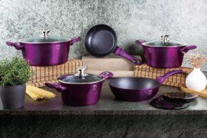 Berlinger Haus Royal Purple Metallic Line ВН-1661N (10 предметов)-2