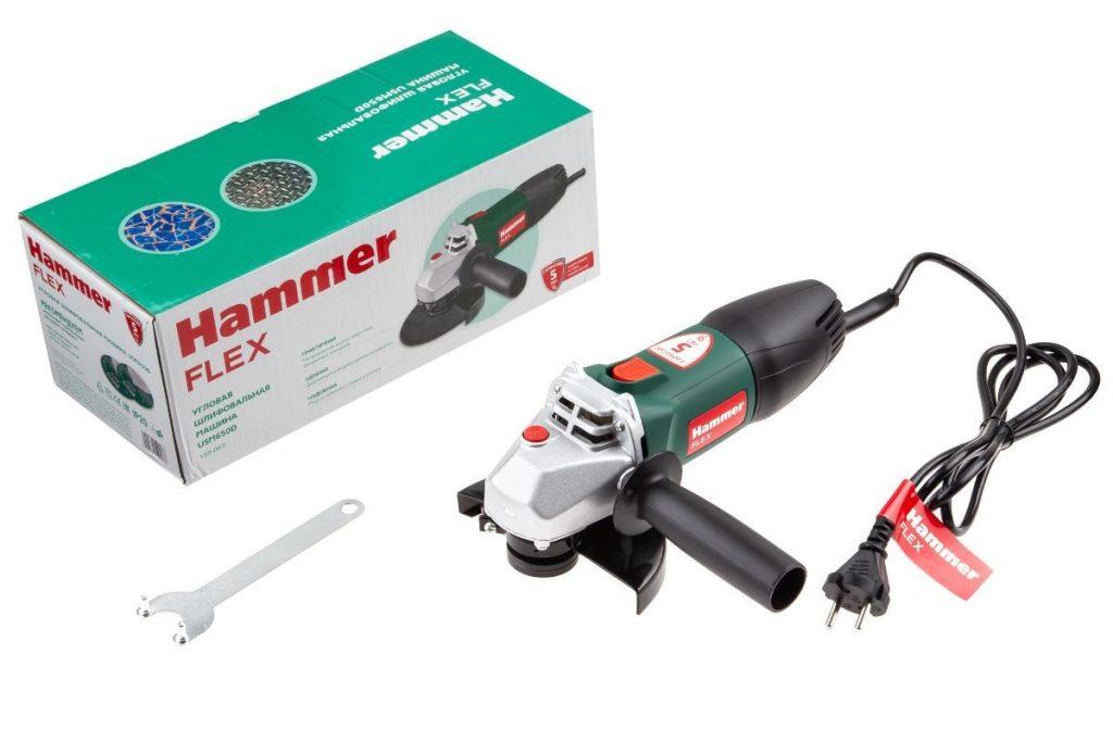Hammer USM 1200 Р, 180 мм