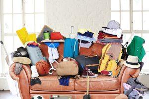 Вещи, которые провоцируют беспорядок в доме
