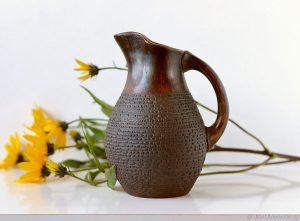 размер глиняного кувшина