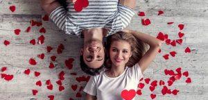 Свидание на День всех влюблённых