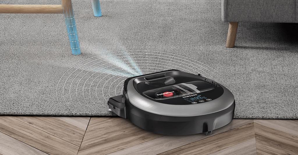 почему робот пылесос ездит по кругу