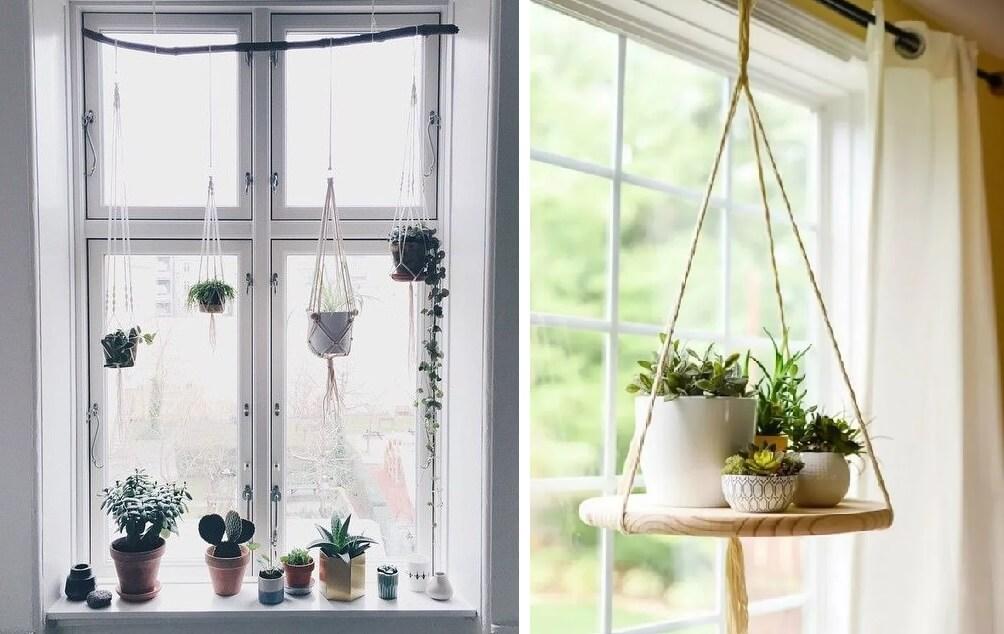 Перед окном