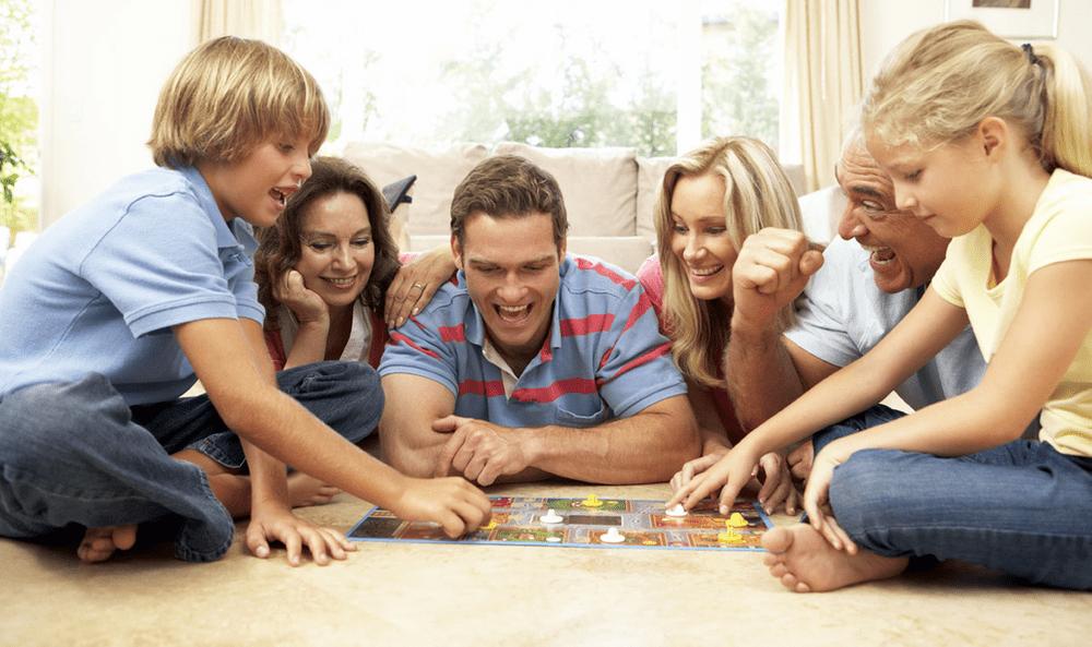 Время с семьёй