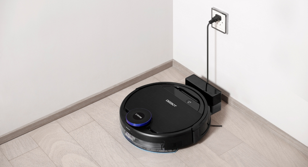 робот пылесос не заряжается