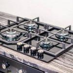 Решётка кухонной плиты