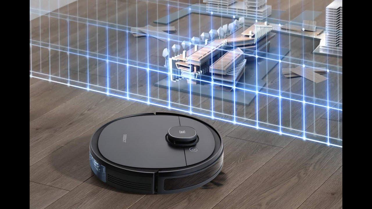 виртуальная стена робота пылесоса