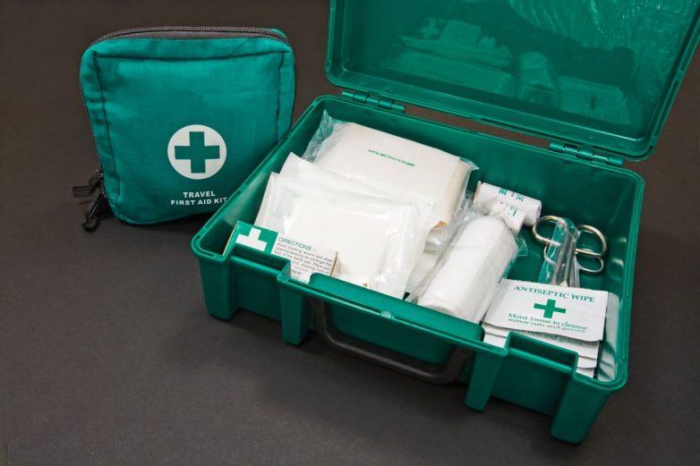 Аптечка на случай чрезвычайной ситуации
