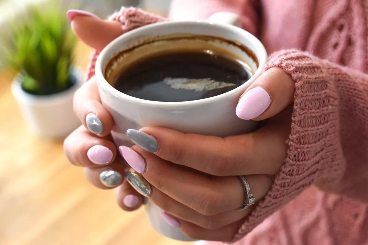Чашки для кофе с налётом
