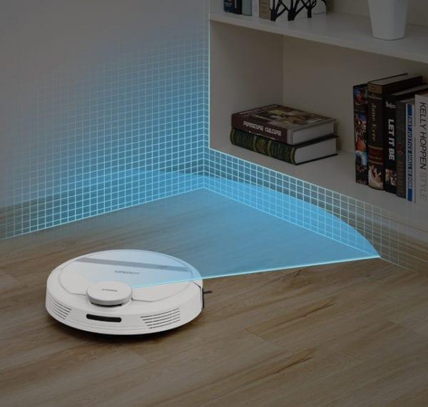 виртуальная стена для робота пылесос