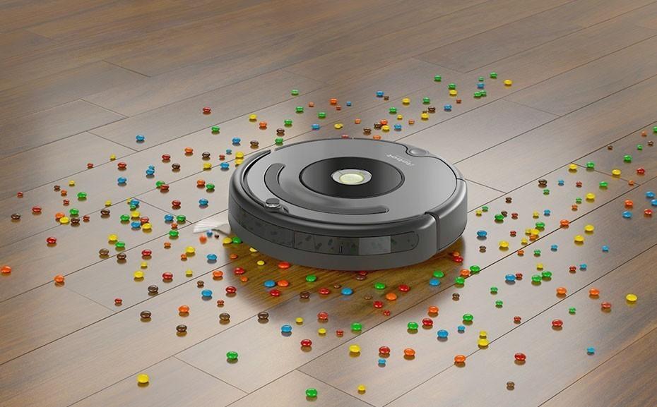 говорящий робот пылесос
