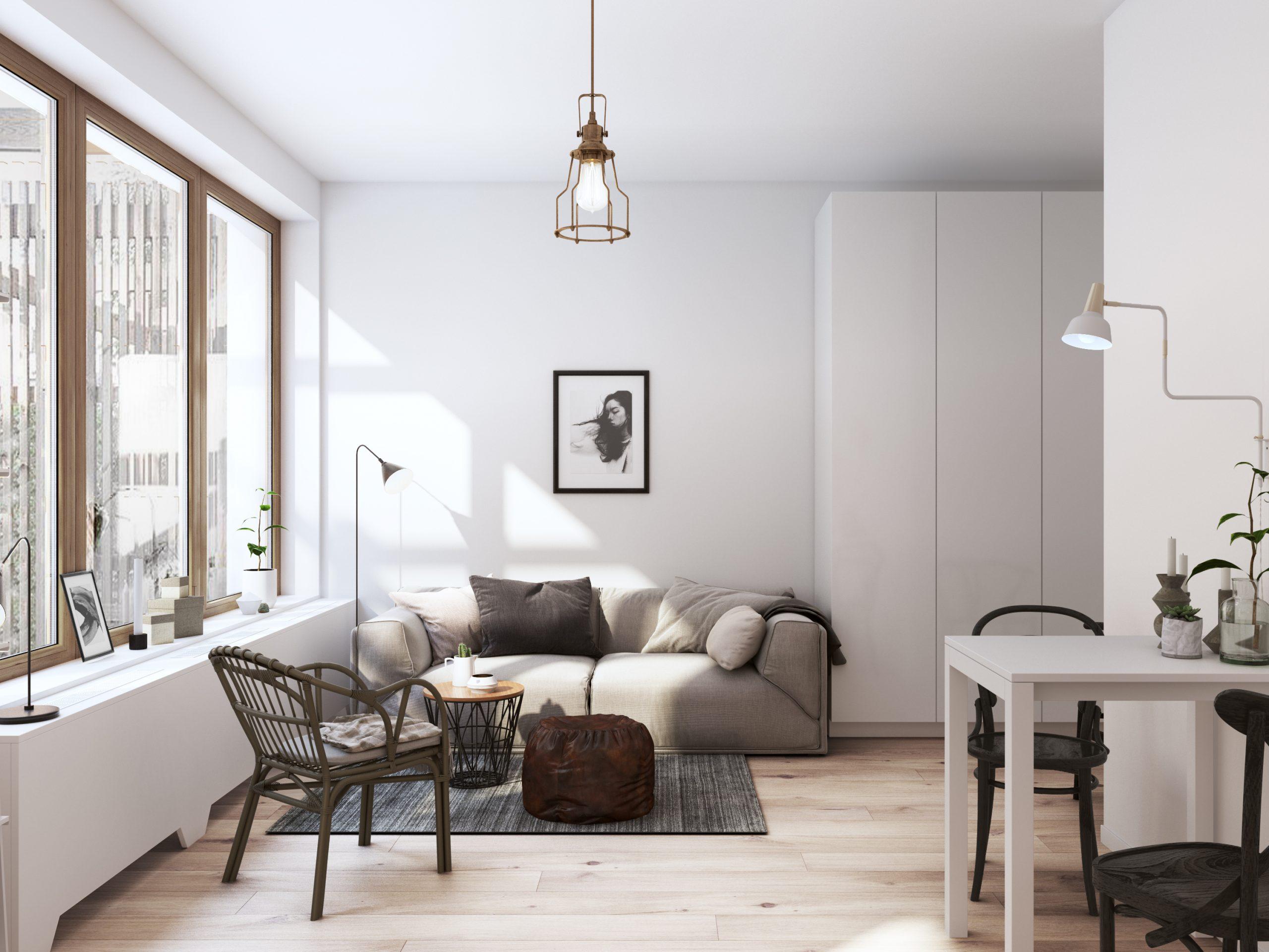 Скандинавские квартиры