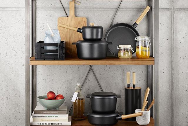 Базовый набор посуды