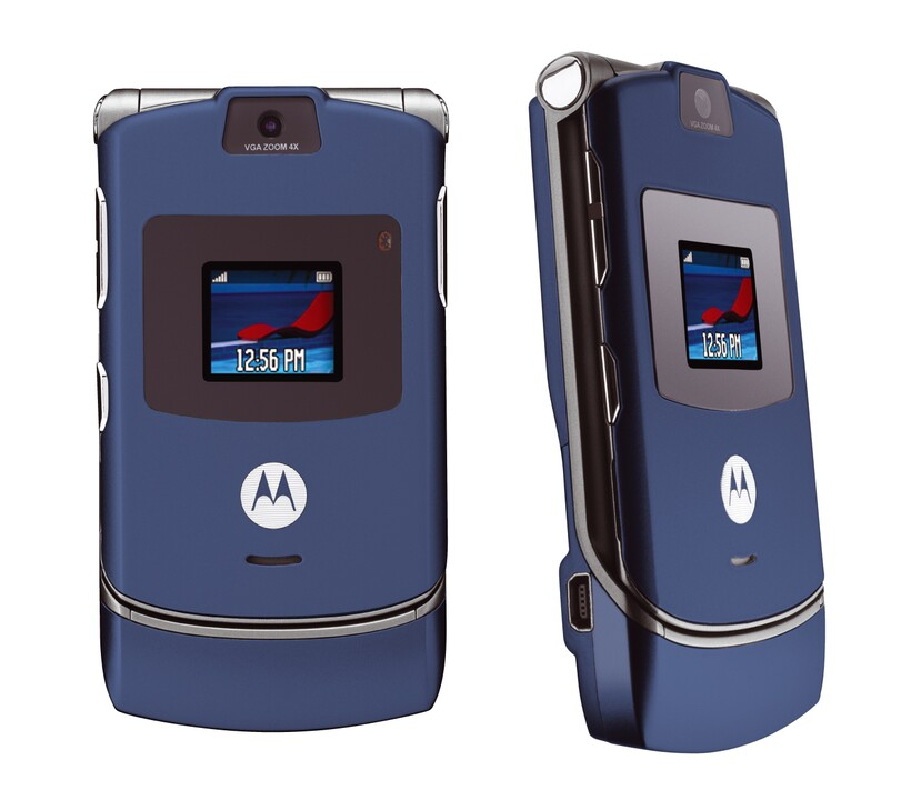 Телефон Motorola RAZR