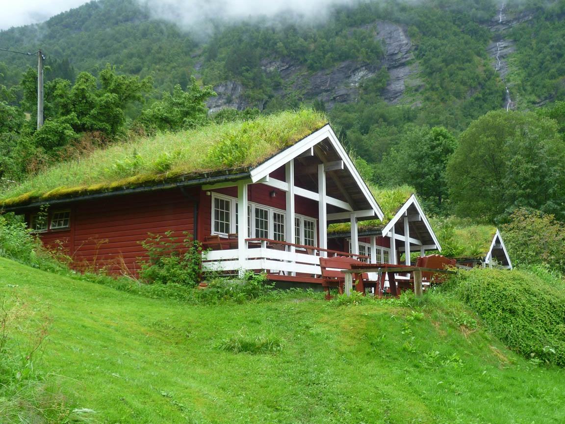 Geirangerfjord grass roofed house_0 (Копировать)