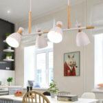 Люстра в кухню
