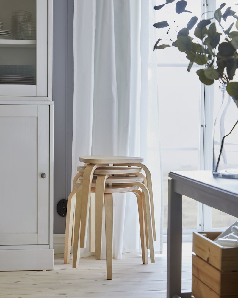 Табурет Фроста из IKEA