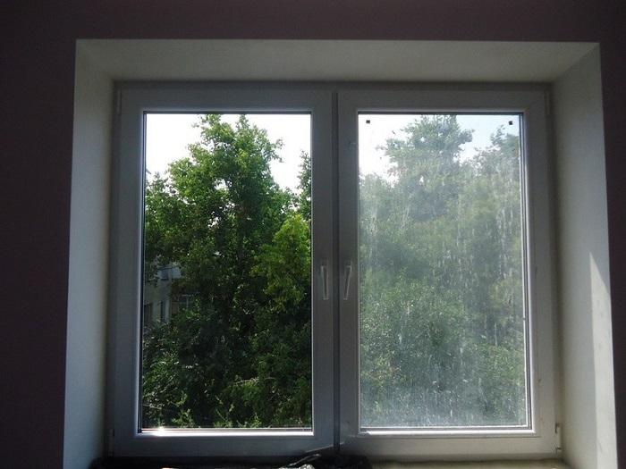Немытые окна